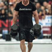 Guido Trinidad, 2012 CrossFit Games Final, Farmer's Carry